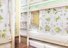 Хостел Рус Юго-Западная | Wi-Fi | С завтраком Кровать в общем 4-местном номере