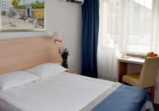 Оптима Севастополь Классический двухместный (1 двуспальная или 2 односпальные кровати)