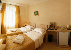 ГОМЕР | Балаклава | Крым | Adults Only Стандарт двухместный (2 односпальные кровати)