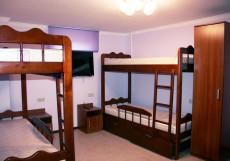 Сказка Востока (ЦРБ, Мытищинская КГБ и Инфекционая больница) Спальное место на двухъярусной кровати в общем номере для мужчин и женщин