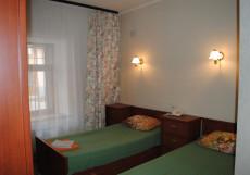 Тревел   Коломна   Парковка Стандартный двухместный номер с 2 отдельными кроватями