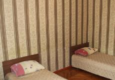 Уют | г. Нальчик | Парковка Бюджетный двухместный номер с 2 отдельными кроватями