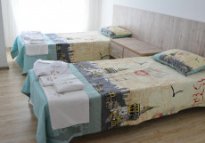 Nohcho-Star Бюджетный двухместный номер с 2 отдельными кроватями