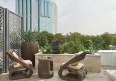 Hyatt Regency Tashkent | Хаятт Редженси Ташкент | Ташкент | Парковка Номер Делюкс с террасой и кроватью размера «king-size»