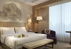 Hyatt Regency Tashkent | Хаятт Редженси Ташкент | Ташкент | Парковка Клубный номер с кроватью размера «king-size» или 2 отдельными кроватями