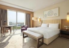 Hyatt Regency Tashkent | Хаятт Редженси Ташкент | Ташкент | Парковка Клубный номер Делюкс с кроватью размера «king-size»