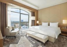 Hyatt Regency Tashkent | Хаятт Редженси Ташкент | Ташкент | Парковка Люкс «Ридженси» с кроватью размера «king-size»