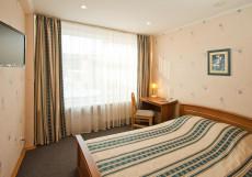 Протекс Отель Стандарт двухместный (1 двуспальная или 2 односпальные кровати)