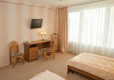 Протекс Отель Комфорт двухместный (1 двуспальная или 2 односпальные кровати)