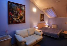 Галерея | Невский проспект | м. Маяковская | Wi-Fi  Двухместный номер бизнес-класса с 1 кроватью