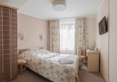 Гарни-отель Сибирия | Пермь | Парковка Стандартный двухместный номер с 1 кроватью или 2 отдельными кроватями