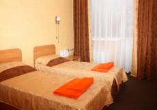 Сафари | Самара | Парковка Классический двухместный номер с 2 отдельными кроватями