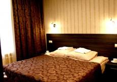Зима | Екатеринбург | Центр | Парковка Стандарт двухместный (1 двуспальная или 2 односпальные кровати)