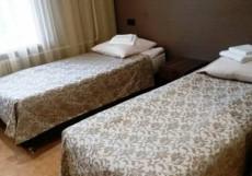 Зима | Екатеринбург | Центр | Парковка Двухместный (1 двуспальная или 2 односпальные кровати)