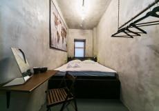 Loft Hostel77 | м. Тверская | Wi-Fi Стандартный двухместный номер с 1 кроватью и общей ванной комнатой