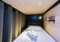 Loft Hostel77 | м. Тверская | Wi-Fi Кровать в общем 8-местном номере для мужчин и женщин
