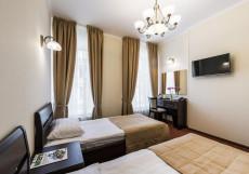 Largo-Ларго | м. Достоевская | Wi-Fi Двухместный номер с 1 кроватью или 2 отдельными кроватями