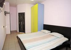 Первое мая | м. Первомайская | Wi-Fi Двухместный номер с 1 кроватью и собственной ванной комнатой