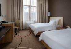 ГОРКИ ПАНОРАМА Стандартный двухместный номер с 1 кроватью или 2 отдельными кроватями