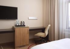 ГОРКИ ПАНОРАМА Улучшенный двухместный номер с 1 кроватью или 2 отдельными кроватями