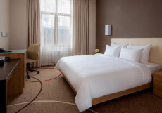 ГОРКИ ПАНОРАМА Улучшенный люкс с одной кроватью или двумя отдельными кроватями