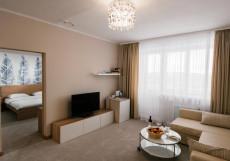Лада Резорт | г. Тольятти | Парковка Одноместные апартаменты с 2 комнатами
