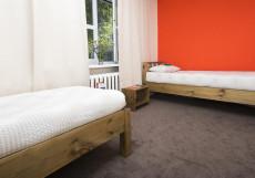 DoBeDo hotel | Егатеринбург | Wi-Fi Двухместный номер с 2 отдельными кроватями и душем