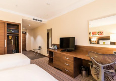 Hilton Garden Inn Красноярск Стандартный двухместный номер с 1 кроватью или 2 отдельными кроватями