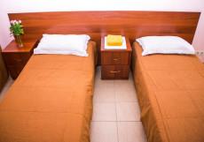 Полет | г. Самара | Парковка Двухместный номер с 2 отдельными кроватями