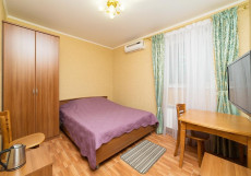 4 сезона | г. Самара | Парковка Стандартный двухместный номер с 1 кроватью или 2 отдельными кроватями