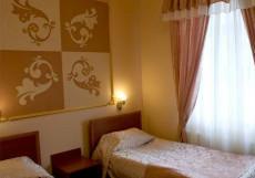 Альянс отель | Видное | Парковка | С завтраком Стандарт двухместный (2 односпальные кровати)