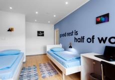 Квартира 31 | Белгород | Парковка Двухместный номер с 2 отдельными кроватями и хорошим видом