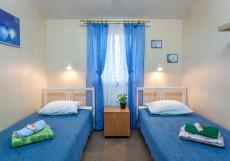 Артист На Курской - Artist Hostel Двухместный эконом с 2 отдельными кроватями