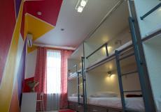 АРТИСТ НА КИТАЙ-ГОРОДЕ | м. Китай-город | Парковка Кровать в общем 6-местном номере для мужчин и женщин