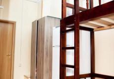 Вежливый лось (Общежитие) Место на двухъярусной кровати в общем 10-местном номере (мужской/женский)