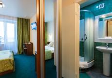 Огни Енисея Стандартный двухместный номер с 1 кроватью или 2 отдельными кроватями