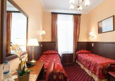 Нотебург Стандартный двухместный номер с 1 кроватью или 2 отдельными кроватями