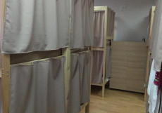 Плед | м. Павелецкая | Парковка Спальное место на двухъярусной кровати в 12-местном общем номере для мужчин и женщин