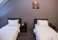 Бутик-отель Лофт Улучшенный двухместный номер с 2 отдельными кроватями
