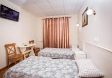 Отель 365 (м. Обводный канал) Двухместный номер эконом-класса с 2 отдельными кроватями