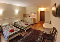 Отель 365 | СПБ | м. Обводный канал | Парковка Апартаменты-студио