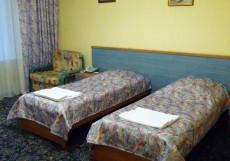 Гостевой дом   Рыбинск   Парковка Стандартный двухместный номер с 2 отдельными кроватями