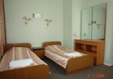Гостевой дом   Рыбинск   Парковка Двухместный номер эконом-класса с 2 отдельными кроватями