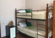 Сердце Столицы | м. Красные ворота | Парковка Спальное место на двухъярусной кровати в общем номере для женщин
