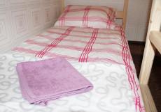 Хостел на Новой Басманной | м. Красные ворота | Парковка Кровать в общем 8-местном номере для мужчин и женщин
