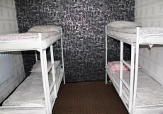 Хостел на Новой Басманной | м. Красные ворота | Парковка  Кровать в общем четырехместном номере