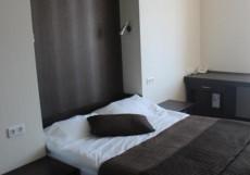 Городской | Самара | Парковка Двухместный номер Делюкс с 1 кроватью