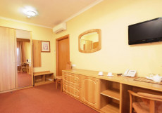 Forte Inn | СПБ | м. Чернышевская | Парковка Стандартный двухместный номер с 1 кроватью или 2 отдельными кроватями