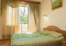 Кипарис | Геленджик | Парковка Стандартный двухместный номер с 1 кроватью или 2 отдельными кроватями