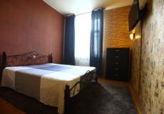 Отель Герцена | м. Динамо | WI-Fi Двухместный номер Делюкс с 1 кроватью и балконом